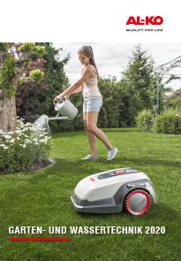 Garten- und Wassertechnik 2020