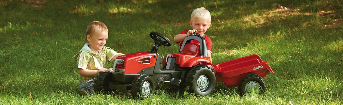 AL-KO for Kids Vorteile | Kleine Gartenhelfer
