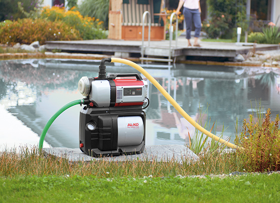 Hauswasserwerk | AL-KO Hauswasserwerk Vorteile