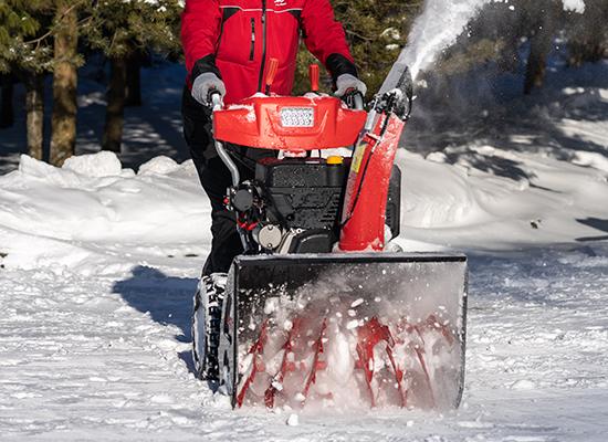 Schneefräsen | AL-KO Müheloser Winterdienst