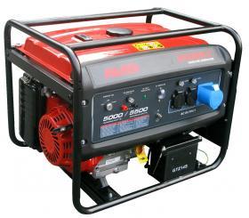 Stromgenerator AL-KO 6500-C