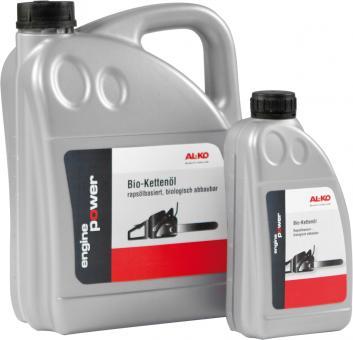 Bio-Kettenöl für Kettensägen 5,0l