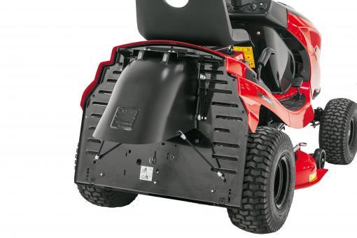 Schwadablage für AL-KO Traktor